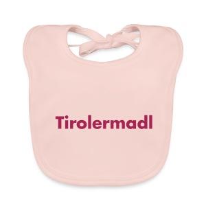 Tirolermadl - Baby Bio-Lätzchen
