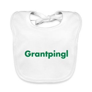 Grantpingl - Baby Bio-Lätzchen