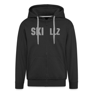 SKILLZ JACKET - Men's Premium Hooded Jacket