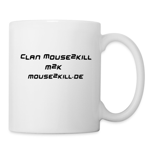 Mouse2kill - Tasse