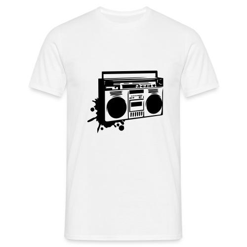 recorder  - Männer T-Shirt