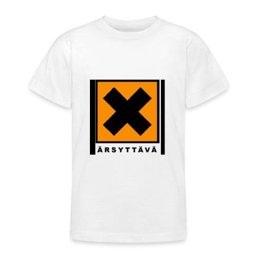 Ärsyttävän retee - Nuorten t-paita