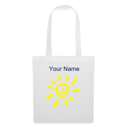 Personalised Sun Bag - Tote Bag