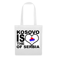 Sacs et sacs à dos ~ Tote Bag ~ Kosovo is the heart of Serbia