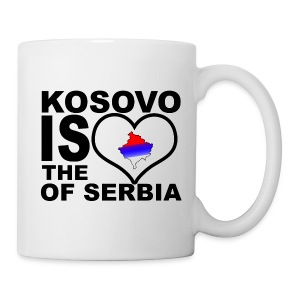 Kosovo is the heart of Serbia - Tasse