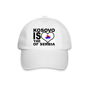 Kosovo is the heart of Serbia - Casquette classique