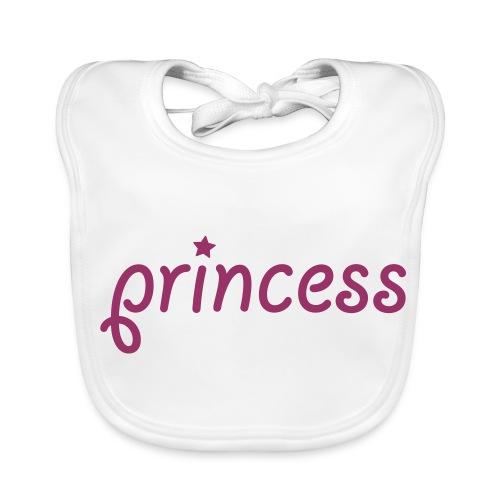princess - Baby Bio-Lätzchen