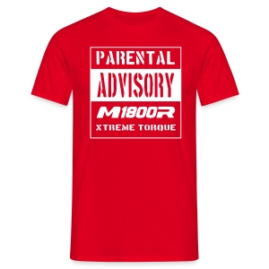 PARENTAL_RED - Camiseta hombre