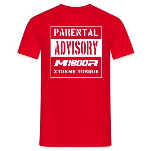 PARENTAL_RED - Camiseta hombre