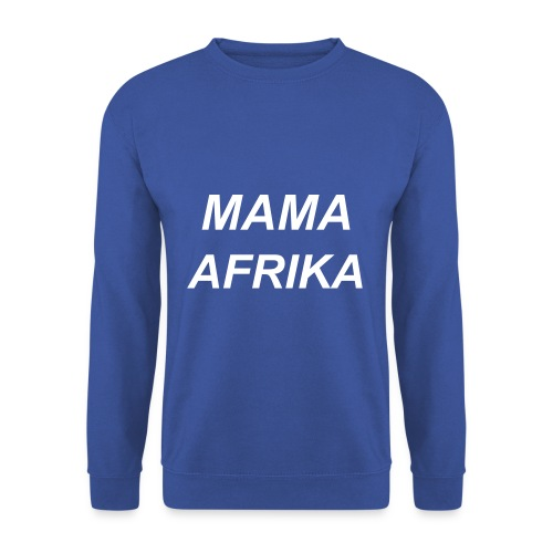 SW MAMA AFRIKA - Sweat-shirt Homme