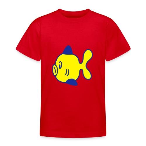 Fish - Teenage T-Shirt