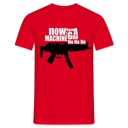 HO HO HO! - Camiseta hombre