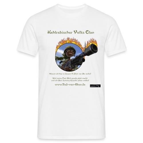 KVC-T-shirt [v.1.0] - Männer T-Shirt
