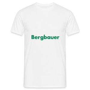 Bergbauer Grün - verschiedene Farben - Männer T-Shirt