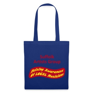 Suffolk Artists Group (Royal Blue) - Tote Bag