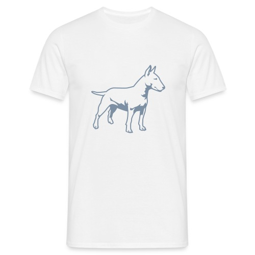 Spazz Dog - Men's T-Shirt