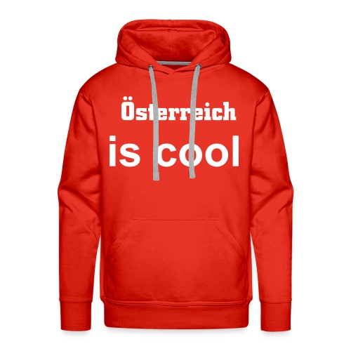 AT is cool - Männer Premium Hoodie