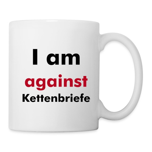 Against- Tasse - Tasse