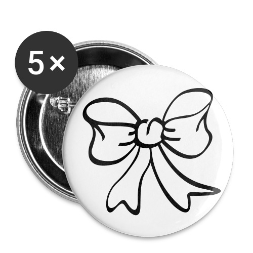 GIRLY - Badge petit 25 mm