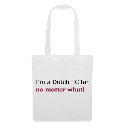 A proud Dutch TC fan - Tote Bag