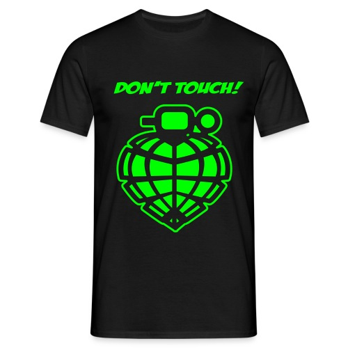 SRG HOLCROFT DONT TOUCH TSHIRT - Men's T-Shirt
