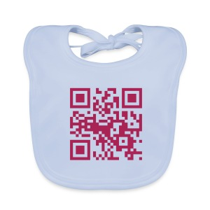 I'm the boss BIB - Baby Organic Bib