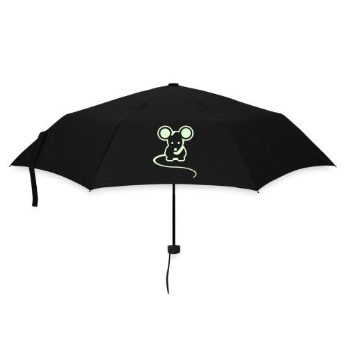 Paraply - svart. - Paraply (litet)