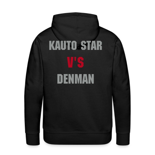 Kauto v Denman Hooded Sweat - Men's Premium Hoodie