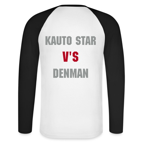 Kauto v Denman Longsleeve T-Shirt - Men's Long Sleeve Baseball T-Shirt
