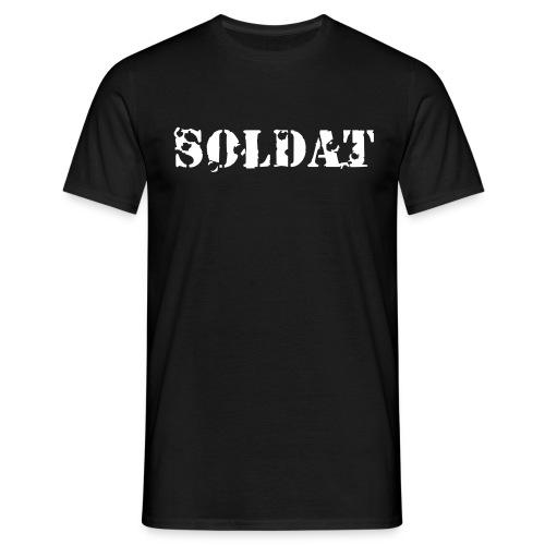 Soldat - blanc - T-shirt Homme