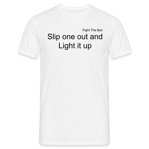 Slip Out - Men's T-Shirt