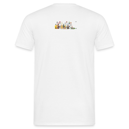 T-Shirt ALKOHOL - Männer T-Shirt