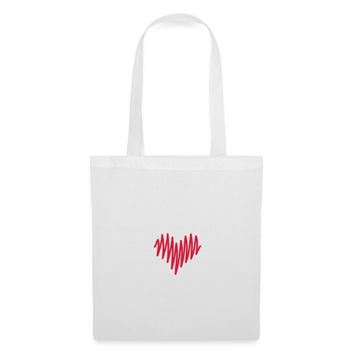 Heart Bag - Tote Bag