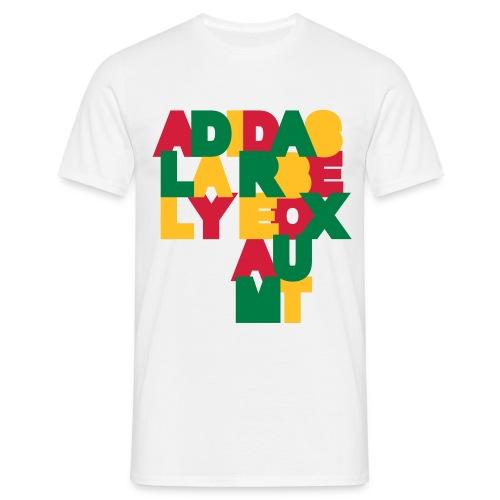 A.D.I.D.A.S. - T-skjorte for menn