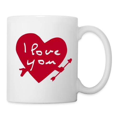 I love you - Mugg