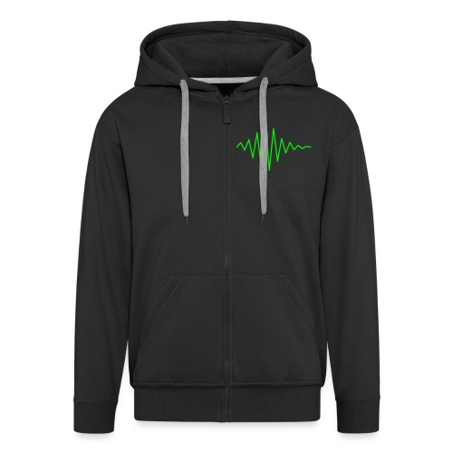 Pulse Hoodie - Men's Premium Hooded Jacket