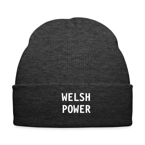 Welsh Power Beany - Winter Hat