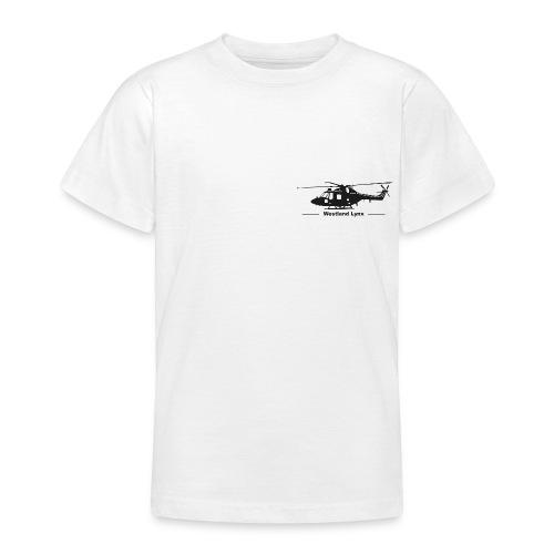 Westland Lynx - Teenager T-Shirt