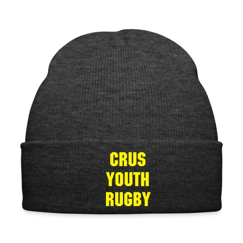 Crus Beanie - Black/Yellow - Winter Hat