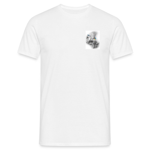 The Pegasos book T-shirt - Men's T-Shirt