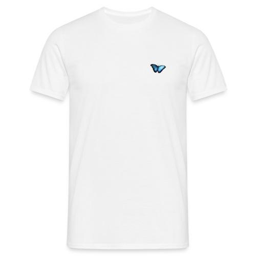 Blue morpho butterfly T-shirt - Men's T-Shirt