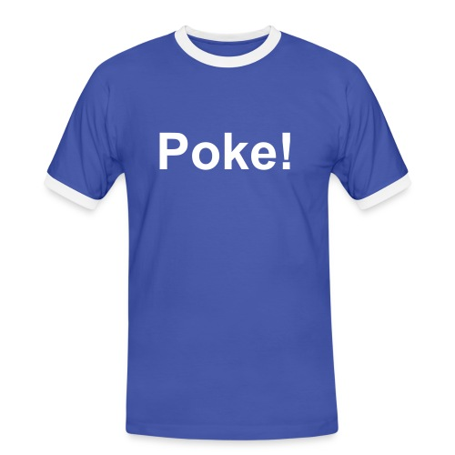Poke! - Men's Ringer Shirt