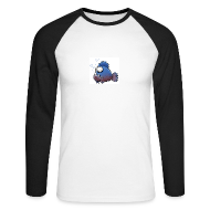 Langarmshirts ~ Männer Baseballshirt langarm ~ Männer-Sweater