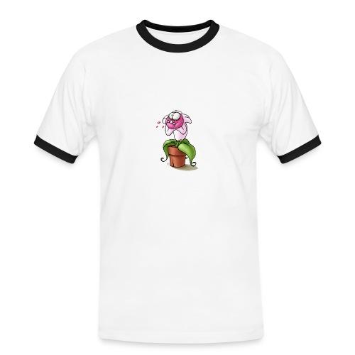 Männer-T-Shirt Hannibal - Männer Kontrast-T-Shirt