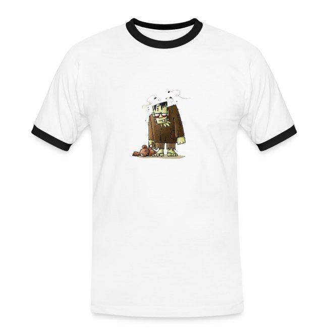 """Männer-T-Shirt """"Monster"""""""