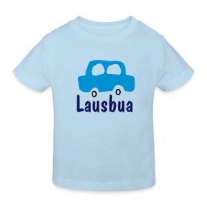 Lausbua - Kindershirt - Kinder Bio-T-Shirt