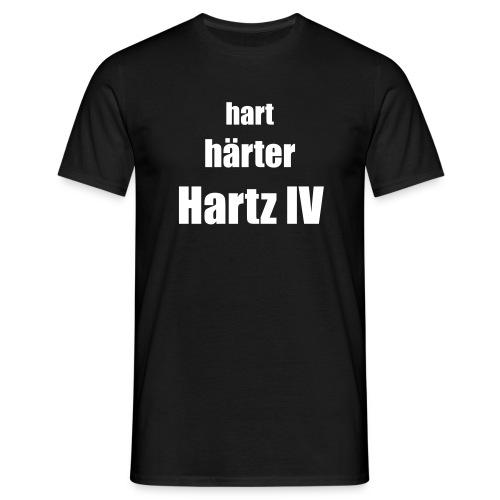 Anti-HartzIV - Männer T-Shirt