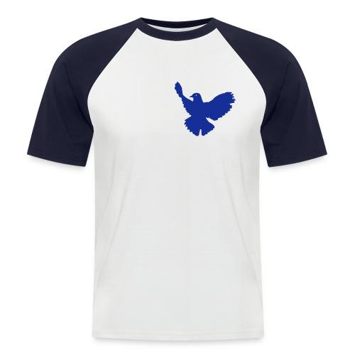 Friedensshirt - Männer Baseball-T-Shirt