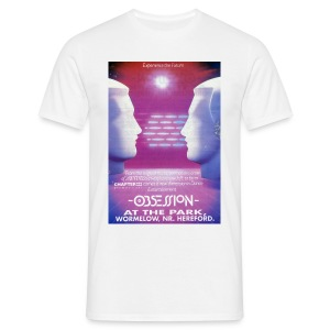 Obsession at the park Flyer T-shirt - Men's T-Shirt
