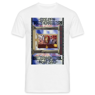 T-Shirts ~ Men's T-Shirt ~ Obsession The Dream Flyer T-shirt
